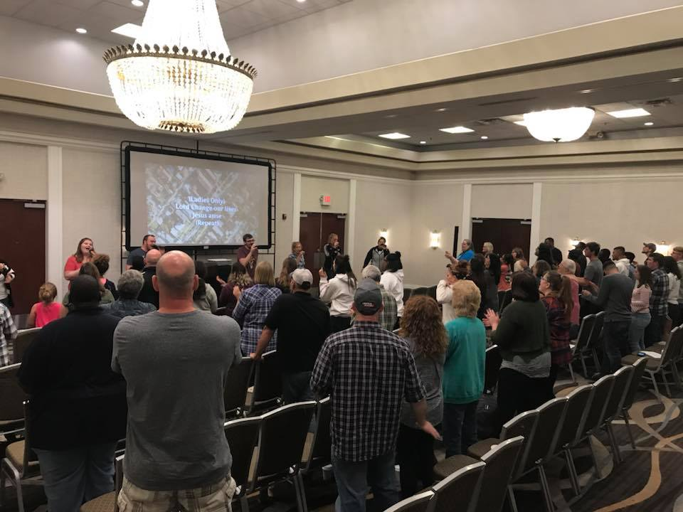collinsville church plant service doubletree